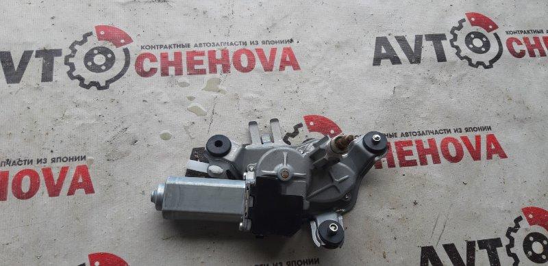 Моторчик заднего дворника Toyota Allion AZT240-5007549 1AZFSE 2005 задний