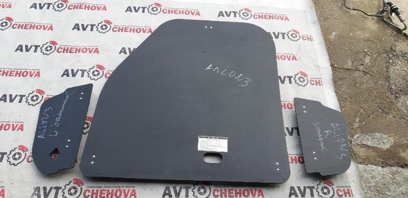 Пол багажника Toyota Allion AZT240-5007549 1AZFSE 2005