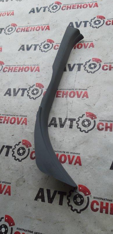 Накладка на порог Toyota Allion AZT240-5007549 1AZFSE 2005 задняя правая