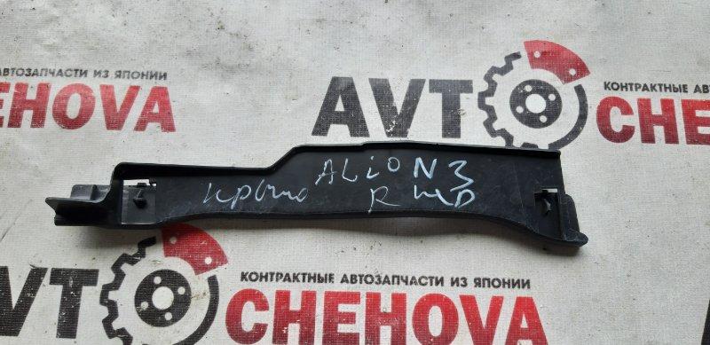 Накладка на крыло Toyota Allion AZT240-5007549 1AZFSE 2005 передняя правая