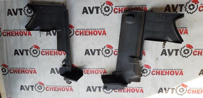 Защита радиатора Nissan Tiida Latio SC11-204318 HR15 2009