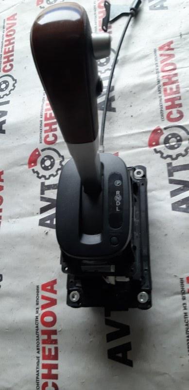 Селектор акпп Nissan Tiida Latio SC11-204318 HR15 2009
