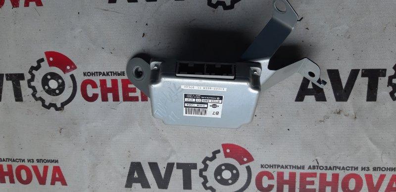 Блок управления акпп Nissan Tiida Latio SC11-204318 HR15 2009