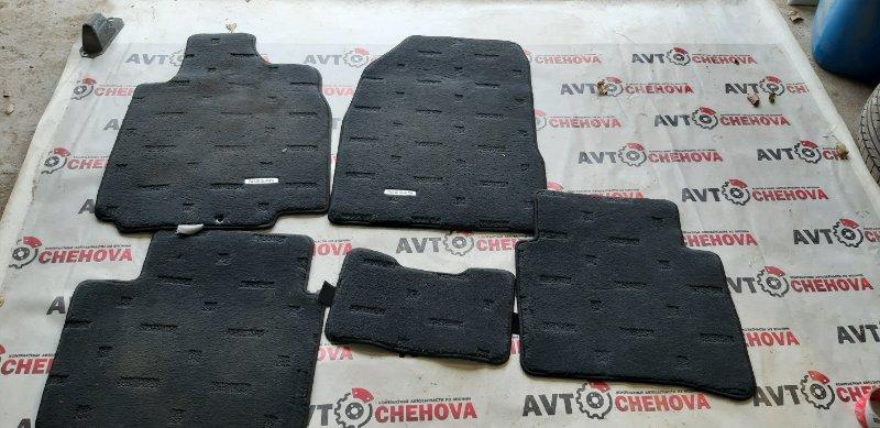 Коврики комплект Nissan Tiida Latio SC11-204318 HR15 2009