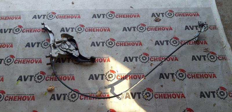 Педаль ручника Nissan Tiida Latio SC11-204318 HR15 2009