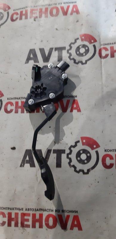 Педаль газа Toyota Corolla Filder ZRE144-9004685 2ZR-FE 2007