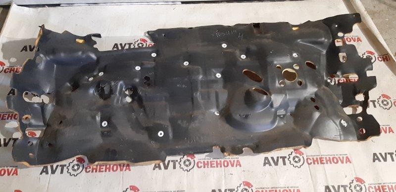 Изолятор моторного отсека Toyota Ipsum SXM10-7121673 3S-FE 1999