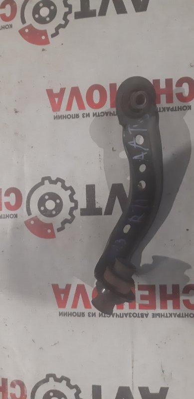 Рычаг подвески Nissan Tiida Latio SC11-258742 HR 15 2010 передний правый