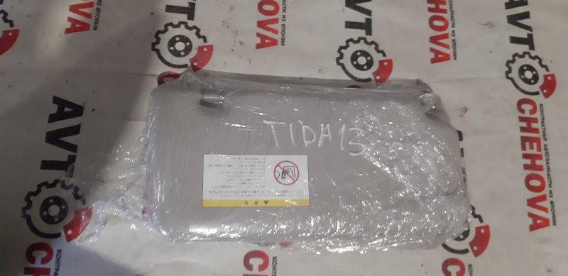 Козырек солнцезащитный Nissan Tiida Latio SC11-258742 HR 15 2010