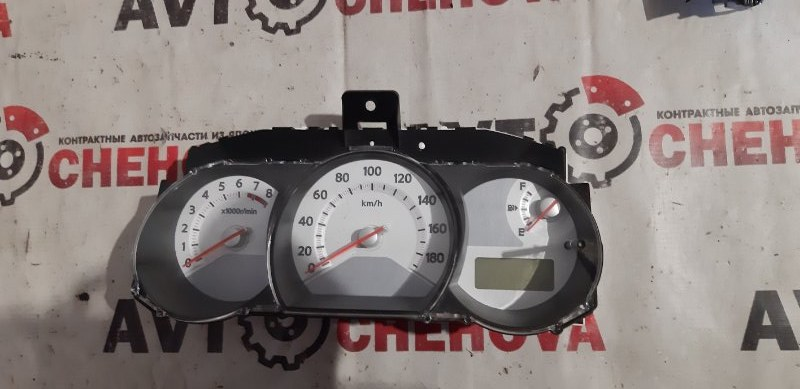 Панель приборов Nissan Tiida Latio SC11-258742 HR 15 2010