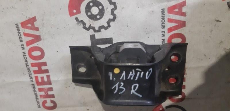 Подушка двигателя Nissan Tiida Latio SC11-258742 HR 15 2010 правая