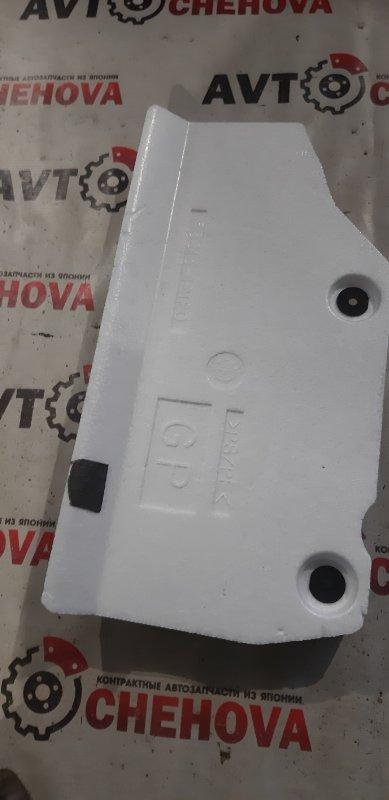 Ковровое покрытие Toyota Corolla Filder ZRE144-9004685 2ZR-FE 2007 переднее