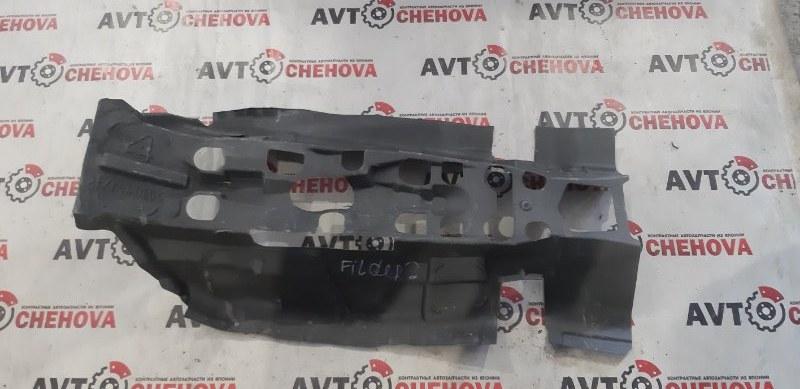 Ковровое покрытие(уплотнитель пола) Toyota Corolla Filder ZRE144-9004685 2ZR-FE 2007