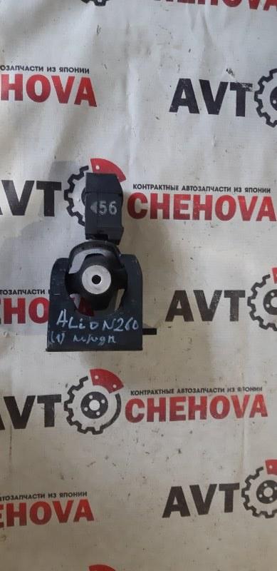 Подушка двигателя (пробег 48 тыс) Toyota Allion ZRT260-3048969 2ZR-FE 2008 передняя
