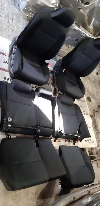 Сиденье(комплект) Toyota Allion ZRT260-3048969 2ZR-FE 2008