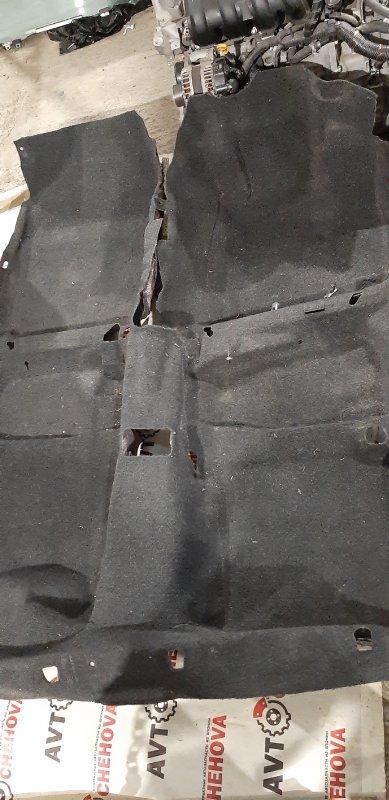 Ковровое покрытие Toyota Allion ZRT260-3048969 2ZR-FE 2008