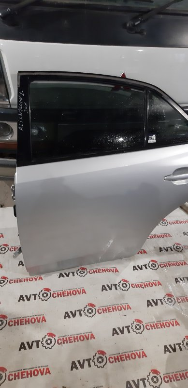 Дверь Toyota Allion ZRT260-3048969 2ZR-FE 2008 задняя левая
