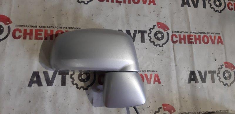 Зеркало (в отл. сост) Nissan Tiida Latio SC11-258742 HR 15 2010 переднее правое