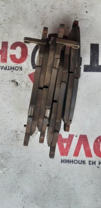 Тормозные колодки Nissan Tiida Latio SC11-258742 HR 15 2010