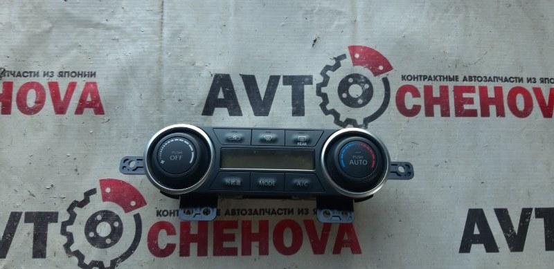 Блок управления климат-контролем Nissan Tiida Latio SC11-300690 HR 15 2010