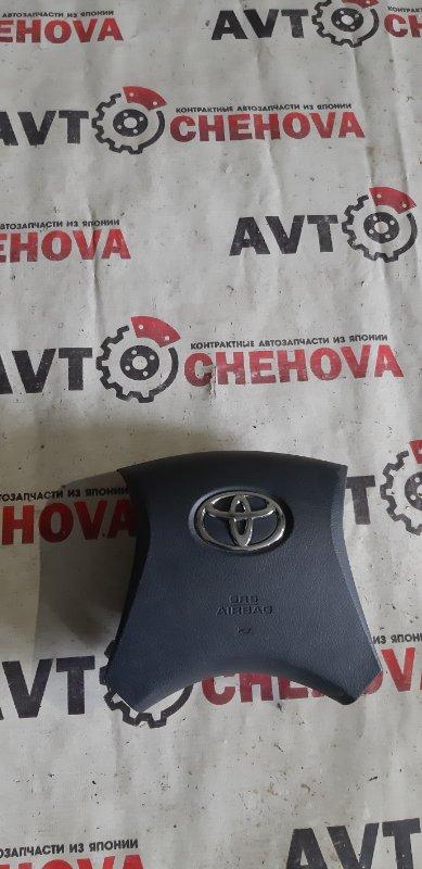 Подушка безопастности руля Toyota Allion ZRT260-3048969 2ZR-FE 2008 передняя правая