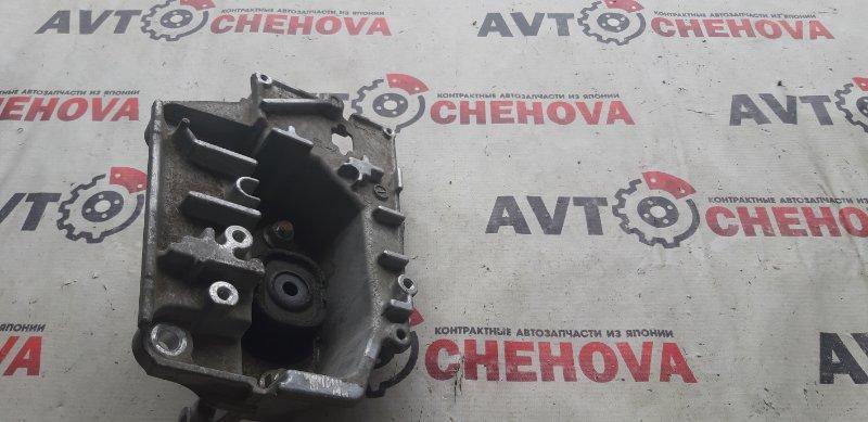 Подушка двигателя (пробег 38 тыс) Nissan Tiida Latio SC11-300690 HR 15 2010 передняя левая
