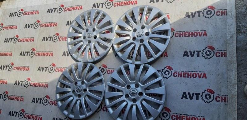 Колпак Toyota Allion ZRT265-3007836 2ZR-FE 2008