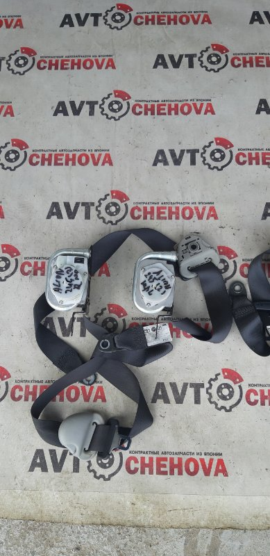 Ремень безопасности (пара) Toyota Allion ZZT245-00340958 1ZZ-FE 2006 передний