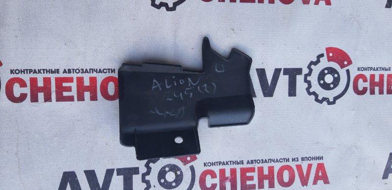 Защита радиатора Toyota Allion ZZT245-00340958 1ZZ-FE 2006 передняя левая