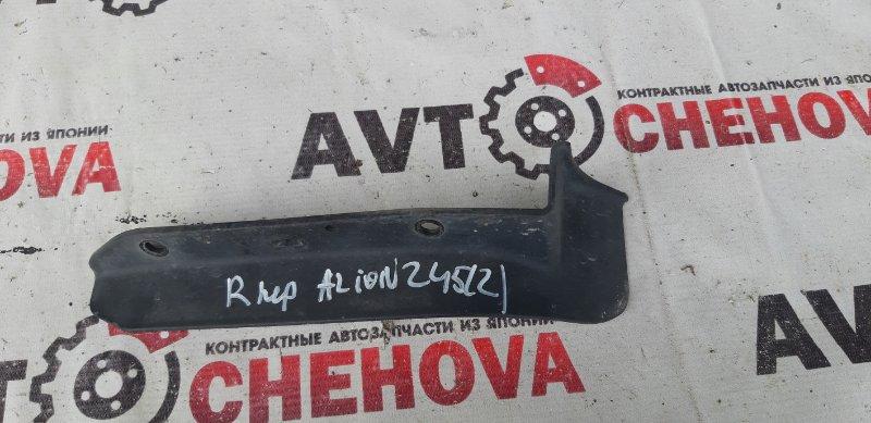 Брызговик Toyota Allion ZZT245-00340958 1ZZ-FE 2006 передний правый
