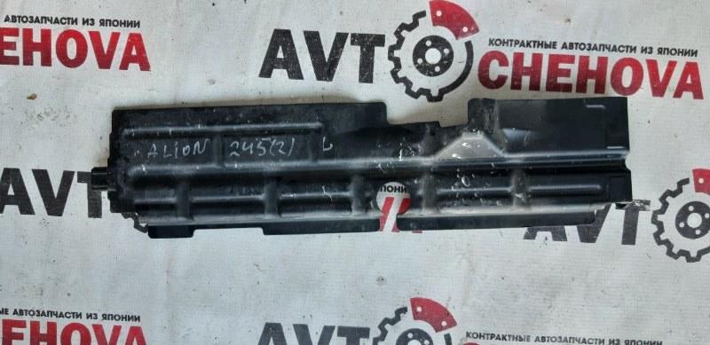 Защита радиатора Toyota Allion ZZT245-00340958 1ZZ-FE 2006