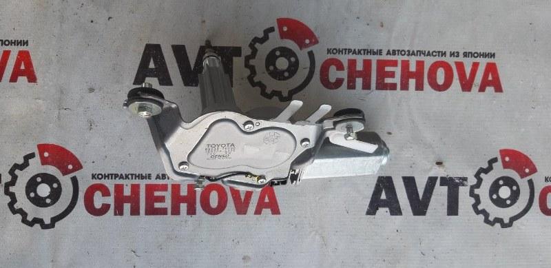 Моторчик заднего дворника Toyota Allion ZZT245-00340958 1ZZ-FE 2006