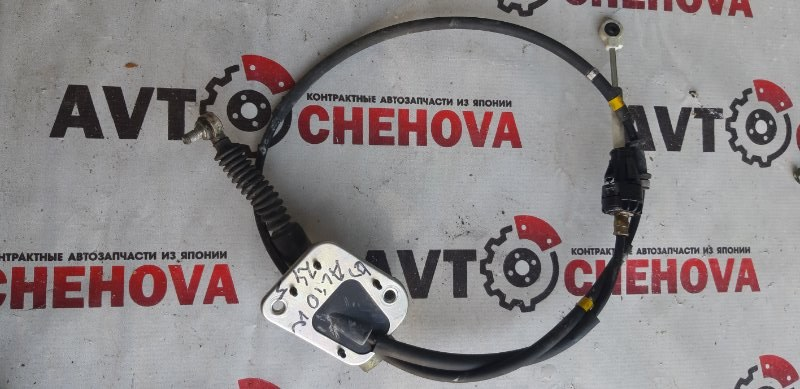 Тросик переключения автомата Toyota Allion ZZT245-00340958 1ZZ-FE 2006