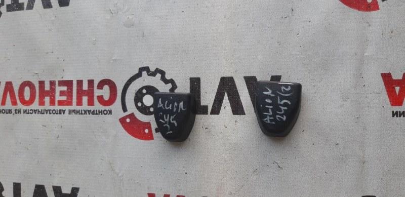 Заглушка ремня безопасности Toyota Allion ZZT245-00340958 1ZZ-FE 2006