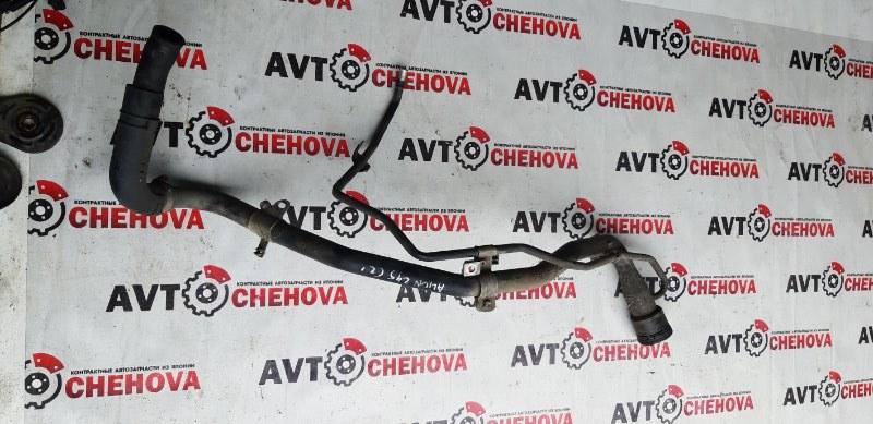 Горловина топливного бака (пробег 106 тыс) Toyota Allion ZZT245-00340958 1ZZ-FE 2006