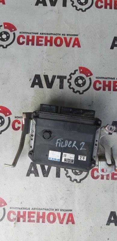 Блок управления двс (пробег 69 тыс) Toyota Corolla Filder ZRE144-9004685 2ZR-FE 2007