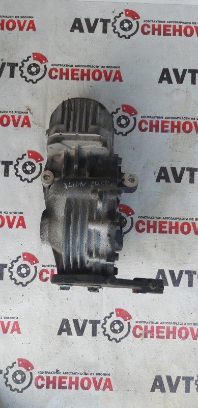 Редуктор (пробег 106 тыс) Toyota Allion ZZT245-00340958 1ZZ-FE 2006 задний
