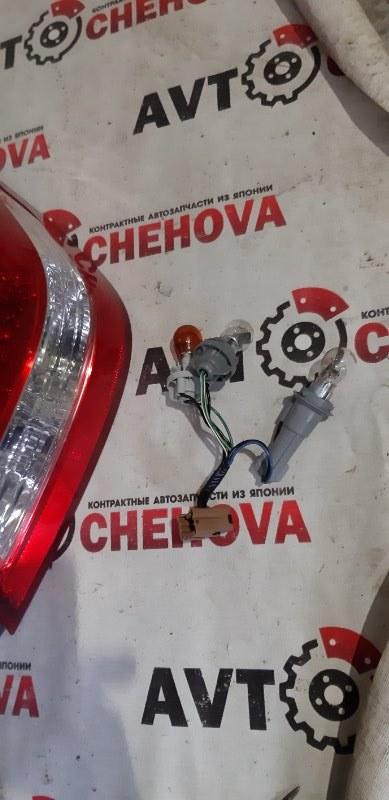 Проводка стоп сигнала Nissan Tiida Latio SJC11-029718 MR18DE 2008 задняя правая