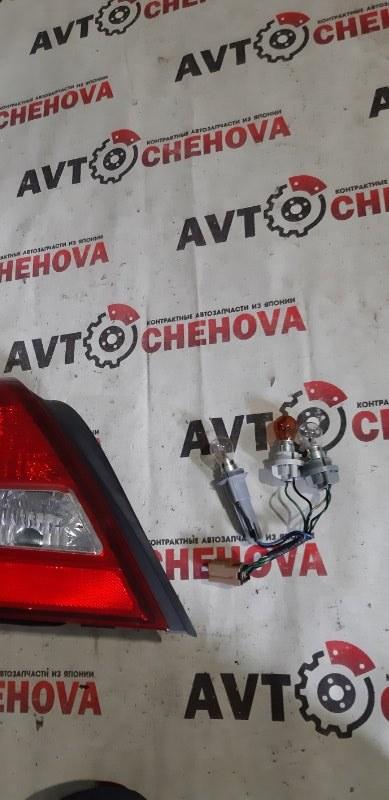 Проводка стоп сигнала Nissan Tiida Latio SJC11-029718 MR18DE 2008 задняя левая