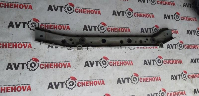 Рамка радиатора Nissan Tiida Latio SJC11-029718 MR18DE 2008 нижняя
