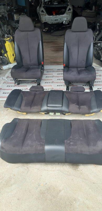 Сиденье(комплект) Nissan Tiida Latio SJC11-029718 MR18DE 2008