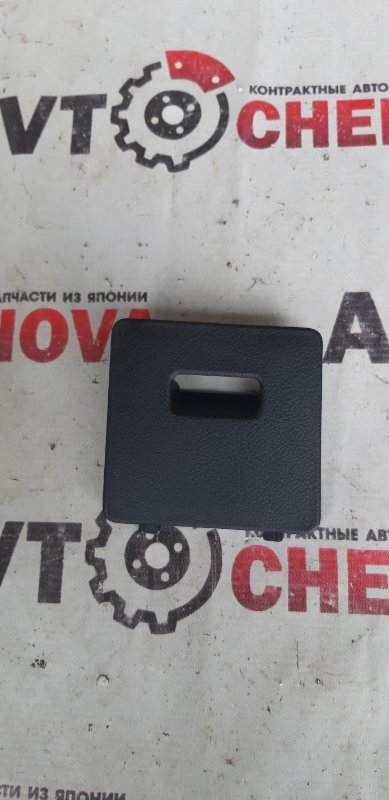 Крышка блока предохранителей Nissan Tiida Latio SJC11-029718 MR18DE 2008 передняя правая