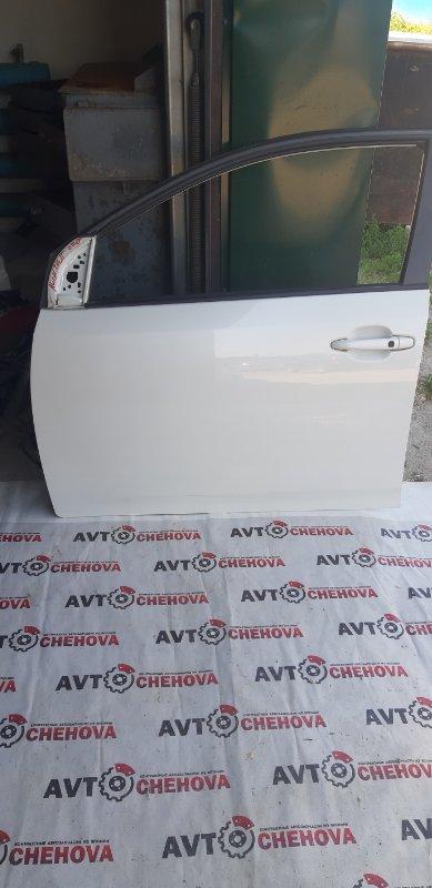 Дверь (в отличном состоянии) Toyota Allion ZRT265-3007836 2ZR-FE 2008 передняя левая