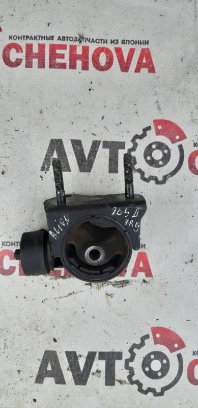 Подушка двигателя (пробег 104 тыс) Toyota Allion ZRT265-3007836 2ZR-FE 2008 задняя
