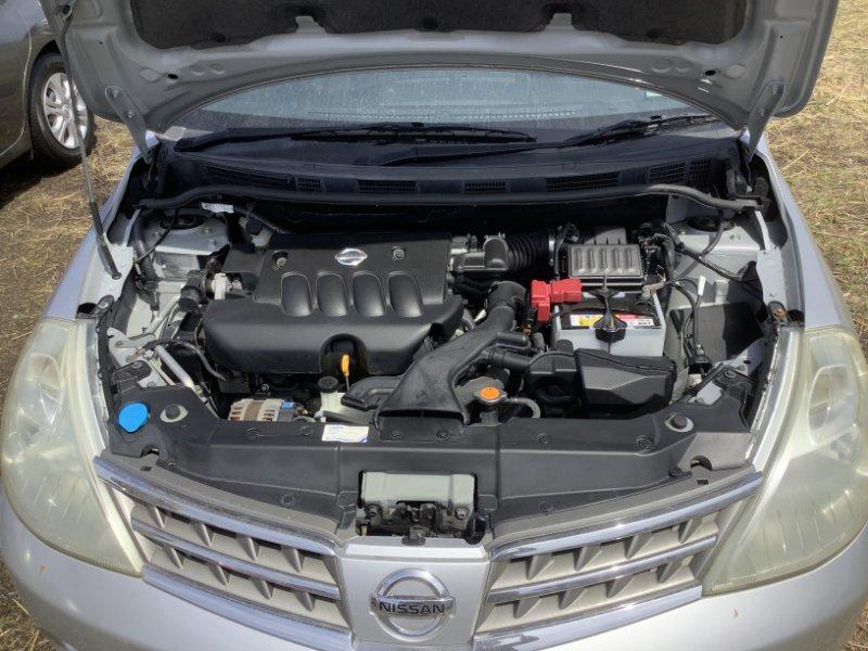 Двигатель (пробег 43 тыс) Nissan Tiida Latio SJC11-029718 MR18DE 2008