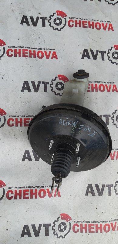 Главный тормозной цилиндр (пробег 104 тыс) Toyota Allion ZRT265-3007836 2ZR-FE 2008