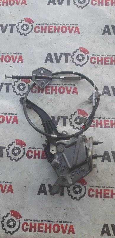 Педаль ручника Toyota Allion ZZT245-00340958 1ZZ-FE 2006