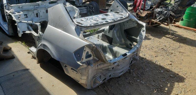 Задняя часть автомобиля Nissan Tiida Latio SJC11-029718 MR18DE 2008