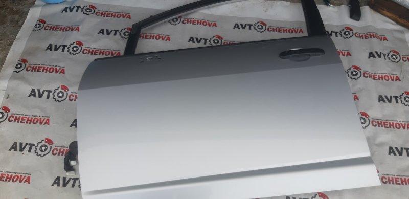 Дверь (в отличном состоянии) Nissan Tiida Latio SC11-254158 HR15 2010 передняя левая