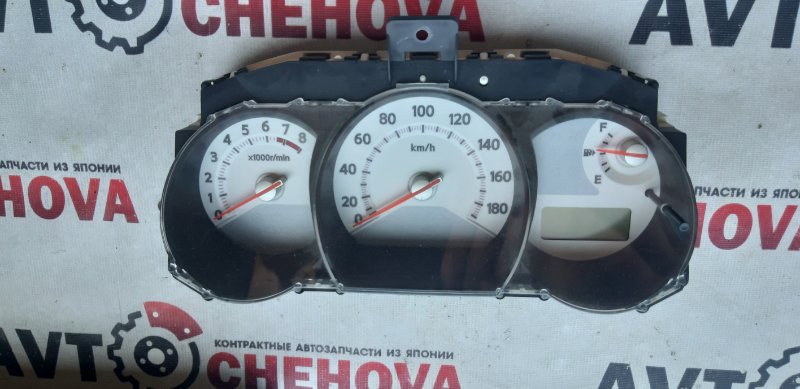 Панель приборов (пробег 48 тыс) Nissan Tiida Latio SC11-254158 HR15 2010